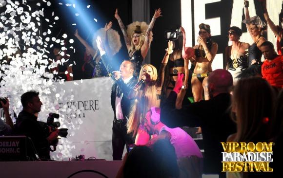 Ultravision - fournisseur officiel des VIP ROOM