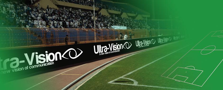 Tours de stades – LED boarding